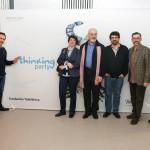 En el encuentro participaron, entre otros, el bloguero, autor, columnista y conferenciante Francis Pisani; el socio director de RocaSalvatella y especialista en Internet, Genís Roca; el divulgador científico Jorge Wagensberg; el mago digital Simón Piero, y el asesor de comunicación y consultor político Antoni Gutiérrez-Rubí.