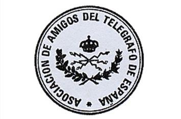 Logo de la Asociación de Amigos del Telégrafo de España.