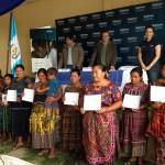 Fundación Telefónica ha inaugurado una Unidad de Vigilancia Nutricional que es el resultado del proyecto Mejores familias, en el que se viene trabajando desde hace 3 años en el municipio Cerro Alto, Departamento de Chimaltenango.