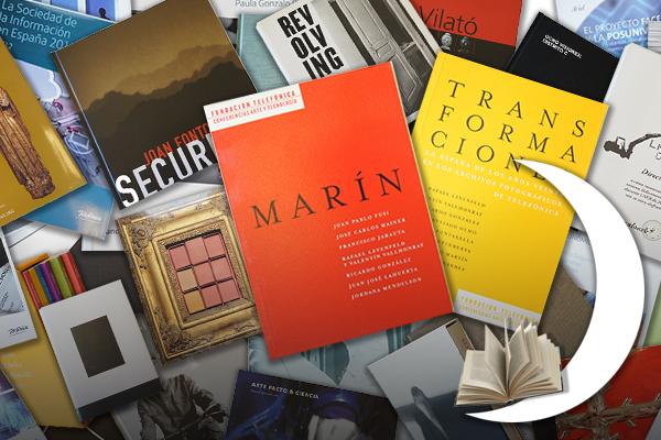El Día del Libro, martes 23 de abril, tienes una cita con la lectura en el Espacio Fundación Telefónica.