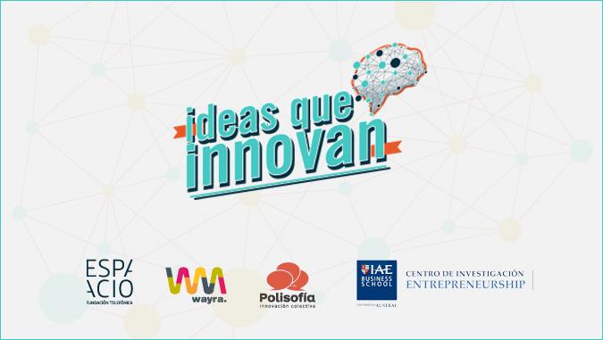 """Fundación Telefónica convoca en Argentina el concurso """"Ideasqueinnovan"""", dirigido a jóvenes emprendedores tecnológicos."""