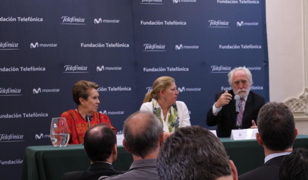 El proyecto fue propuesto por el Consulado de España en México a Fundación Telefónica.