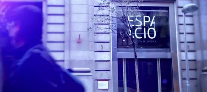 """El Espacio Fundación Telefónica, protagonista de un nuevo programa de """"La Sala"""", en la 2 de TVE."""