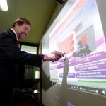 Fundación Telefónica a través de su programa de Aulas y Movistar implementan la primera escuela pública del futuro en Chile.