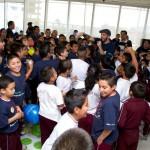 Como en años anteriores,  Fundación Telefónica participó en las celebraciones del Día del Niño. Así, los Voluntarios Telefónica realizaron diferentes actividades destinados a los niños, niñas y adolescentes atendidos por el programa Proniño.