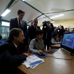 El acto de presentación contó con la presencia del Ministro Pedro Pablo Errázuriz.