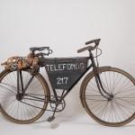 Bicicleta de celador, años 20