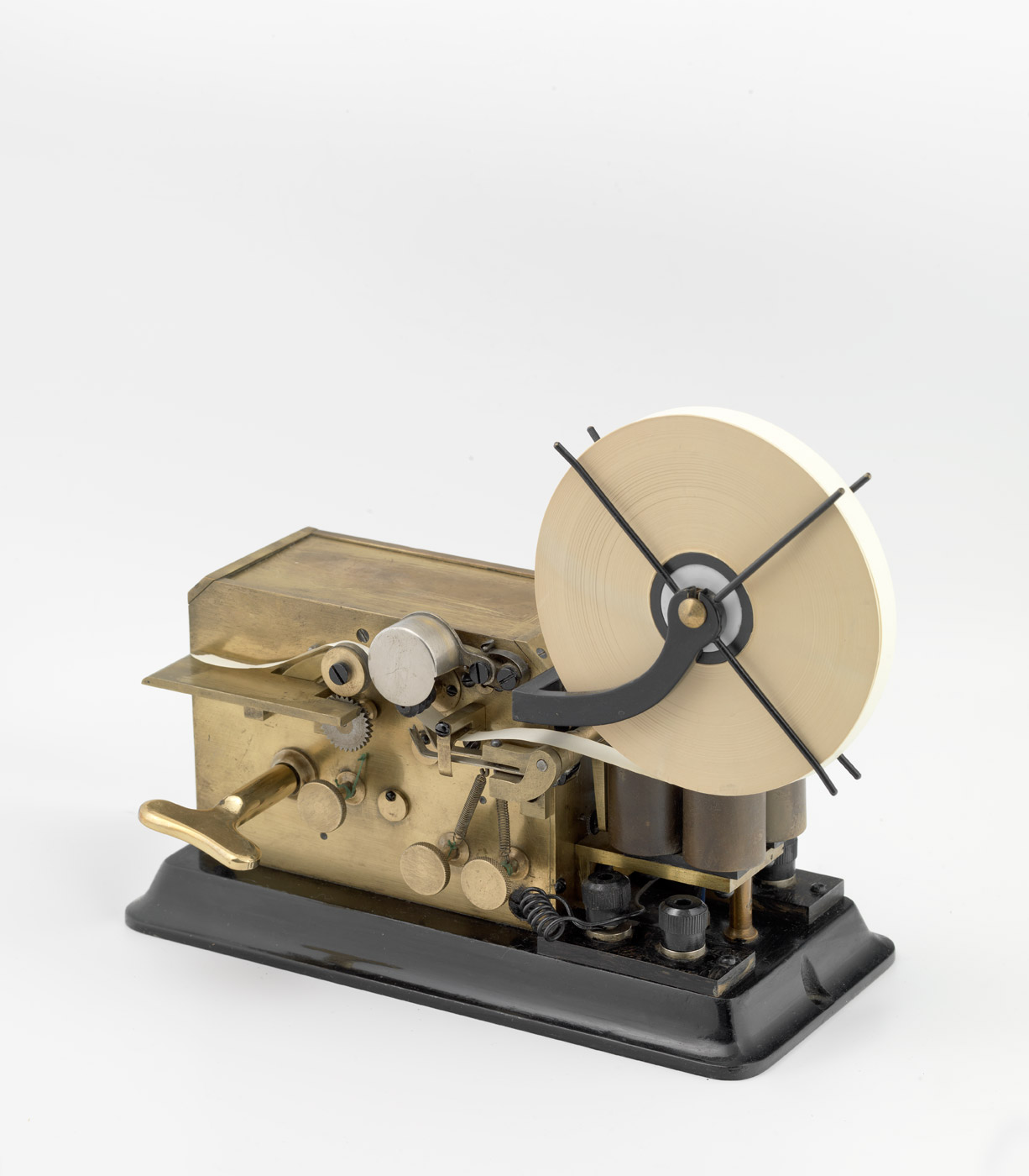 Receptor  Morse portátil , 1844