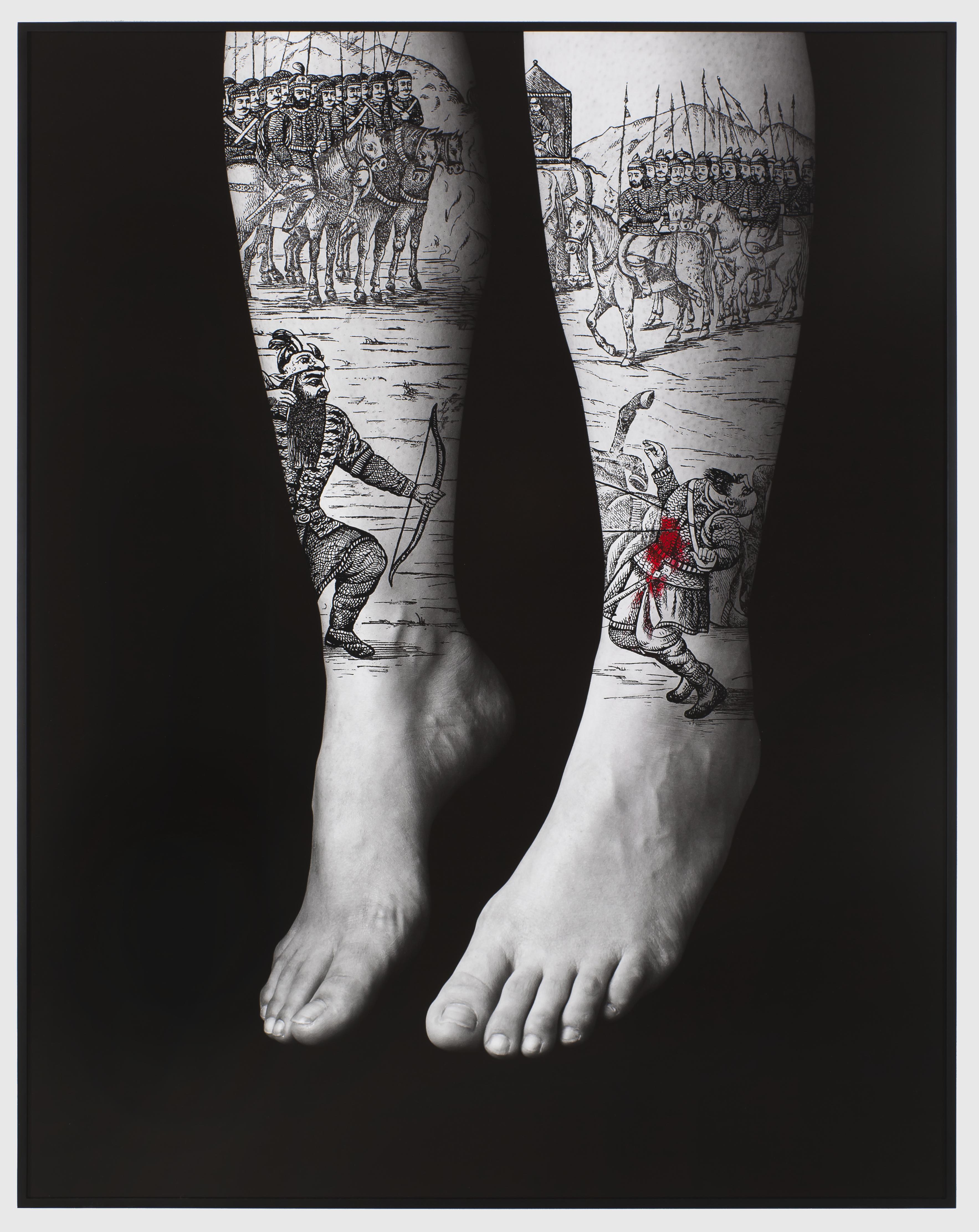 Shirin Neshat, Divine Rebellion, 2012, Cortesía de Gladstone Gallery, Nueva York y Bruselas © Shirin Neshat