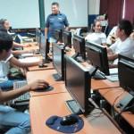 A través del curso de Ofimática Básica, los jóvenes aprendieron el manejo de técnicas, aplicaciones y herramientas informáticas que se utilizan en la práctica dentro de una oficina; además, cómo  optimizar, automatizar y mejorar los procedimientos o tareas asignadas.