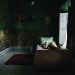 Shrin Neshat, Zarin, 2005 (fotograma), producido por Gladstone Gallery y Galerie Jérôme de Noirmont © Shirin Neshat