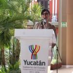 La Gerente de Fundación Telefónica Nidia Chávez comentó que la exposición es una mirada comprometida y sincera del trabajo infantil.