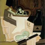 Nature Morte devant l'armoire, de Juan Gris (1920)