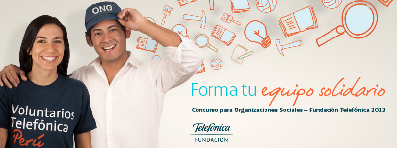Las organizaciones sociales interesadas en participar pueden inscribirse hasta el próximo 27 de octubre.