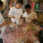 Fundación Telefónica inició en El Salvador desde el pasado 18 de noviembre el Plan Vacacional 2013,  que se desarrolla en 100 centros escolares de la zona occidental y oriental de El Salvador