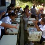Las jornadas donde participan alumnos de los centros de aprendizaje son impartidas por facilitadores educativos y comunitarios.