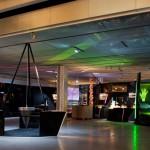 La exposición se encuentra en la 3ª planta de Espacio Fundación Telefónica