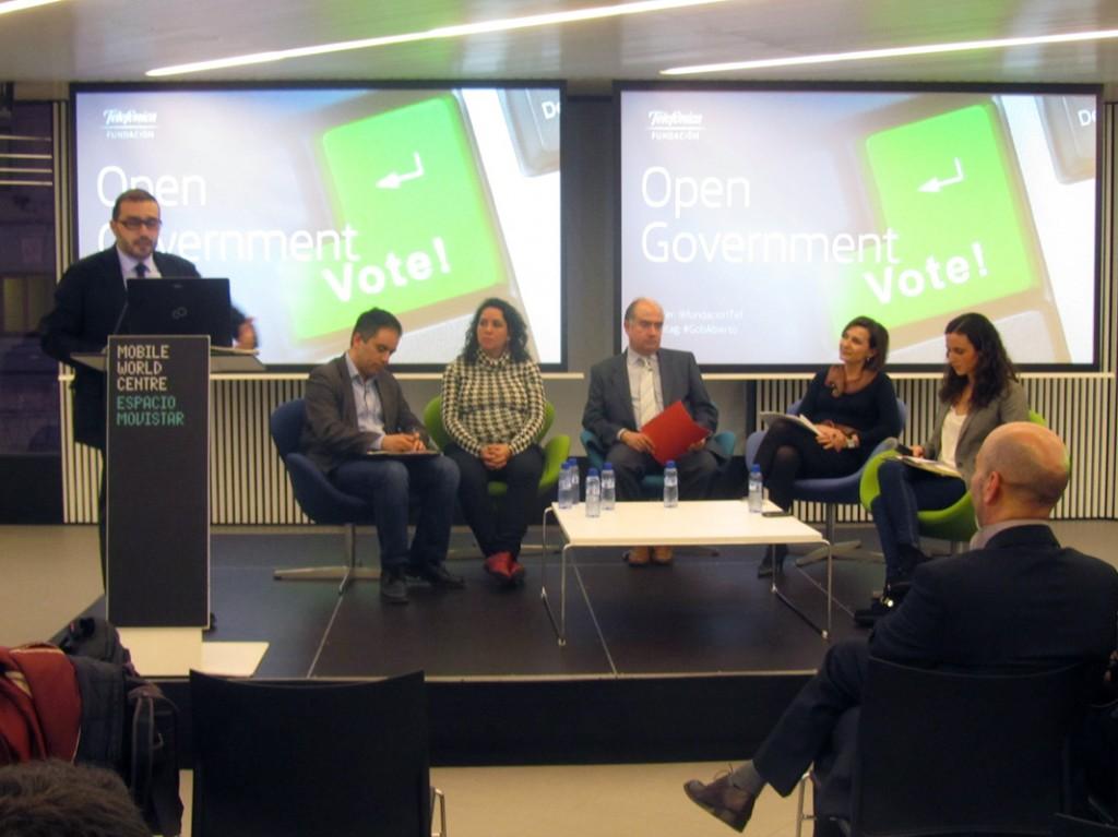 El encuentro se celebró en el Mobile World Centre de Barcelona ante un centenar de personas.