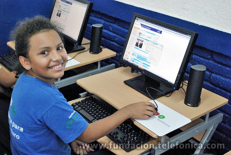 En el 2014 Fundación Telefónica invertirá más de 9,5 millones de dólares en educación