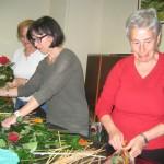 Los voluntarios de ambas instituciones quieren promover entre la ciudadanía la solidaridad con los mayores.