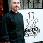 Chema Soler, chef de la Gastrocroquetería