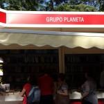 Nuestras publicaciones, en el Paseo de Coches del Retiro (Madrid).