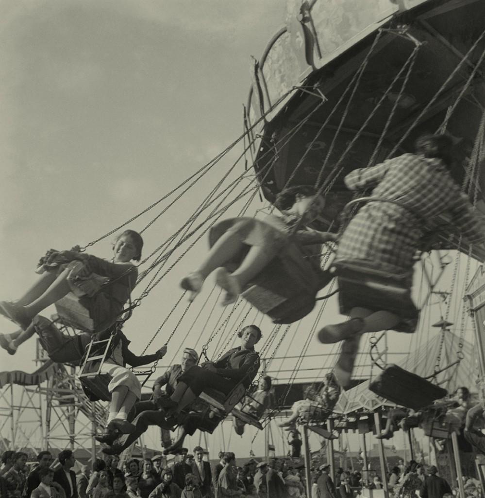 Antoni Arissa. En la feria. 1930-1936. Colección Telefónica.
