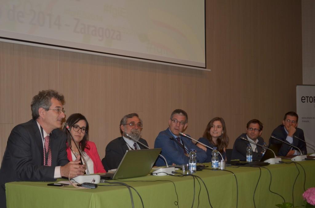 El evento tuvo muy buena acogida y contó con la asistencia de cerca de 200 expertos.