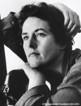 Inge Morath fue asistente de Henri Cartier-Bresson.