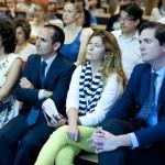 El público siguió con enorme atención las explicaciones de los promotores de los proyectos seleccionados