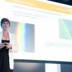 Fenita Villaveces habló sobre ScienceLab, uno de los proyectos seleccionados