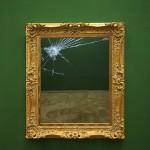 Lee Yongbaek - El espejo roto (clásico) / Broken Mirror (Classic), 2011 Cortesía / Courtesy Pin Gallery, Pekín © Lee Yongbaek