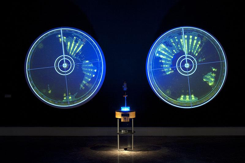 Imagen de la exposición: 'Premios VIDA 13.2 en ARCO'