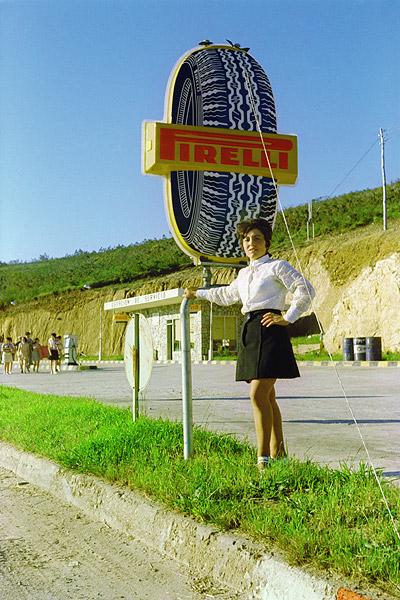 Sara de Horacio, 1974 © Virxilio Vieitez, Vegap, 2013