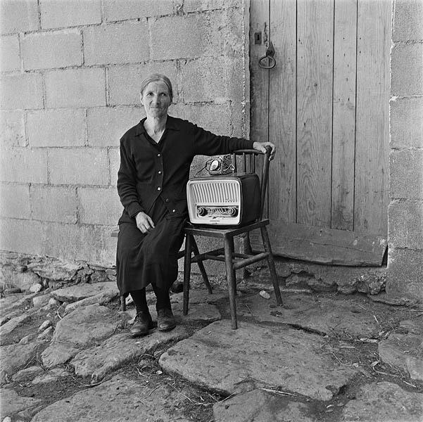Dorotea del Cará. Soutelo de Montes, 1960-1961 © Virxilio Vieitez, Vegap, 2013