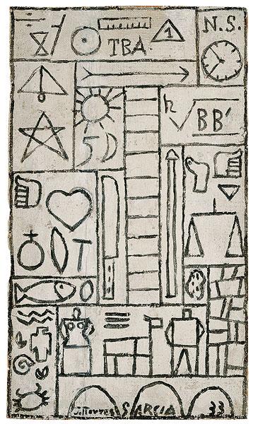 Constructivo en Blanco y Negro (1933)