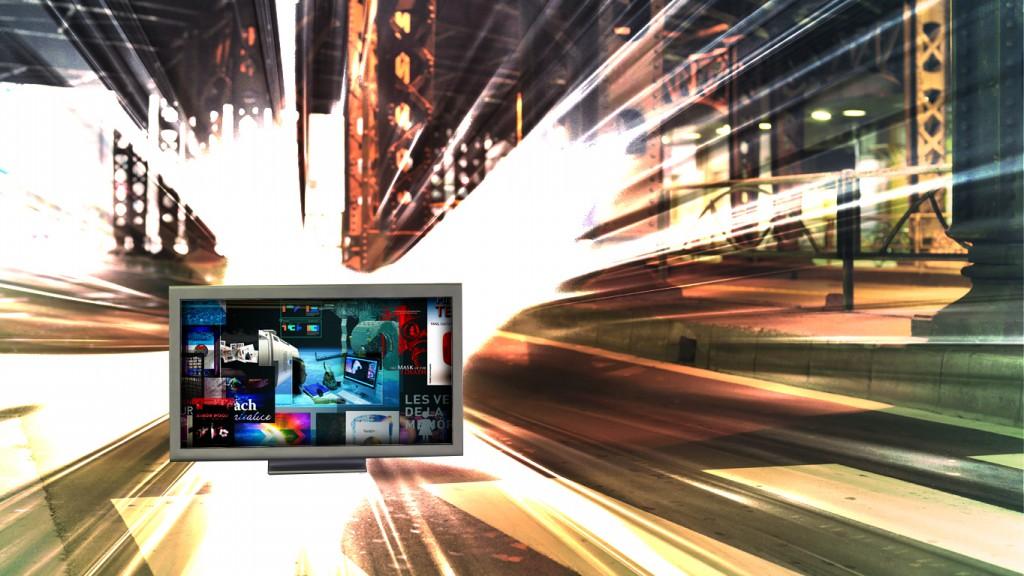 Narrativas transmedia y entornos de futuro.