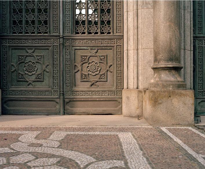 Neue Synagoge Oranienburger Straße. De la serie Memoriales Berlín, 2005 © Bleda y Rosa. VEGAP. Madrid, 2010