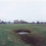 Brampford Speke, 1997, de la serie Ponds_© Jem Southam