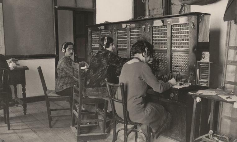 Transformaciones. La España de los años 20 en los Archivos Fotográficos de Telefónica