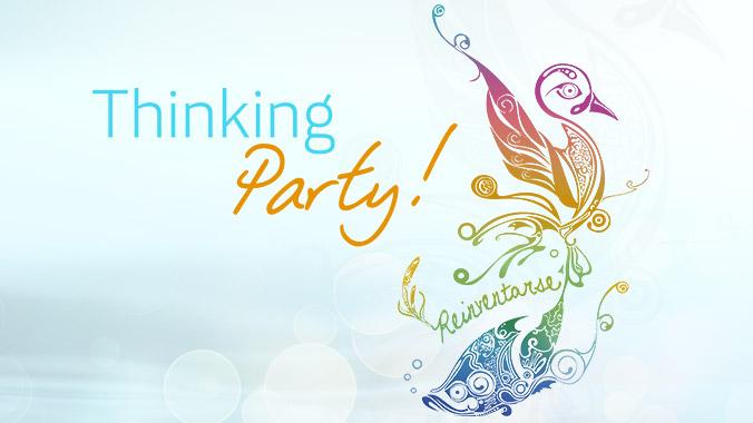 Thinking Party 2012: Reinventarse