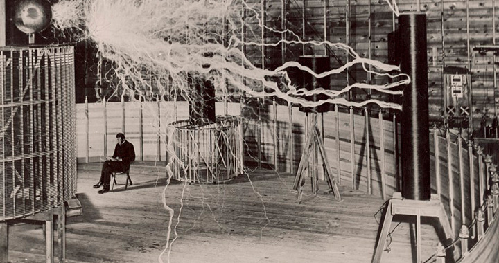'Nikola Tesla. Inventor del siglo XXI'