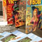 El Víbora, revista mensual de historietas. Un clásico (dic 1979-enero 2005)
