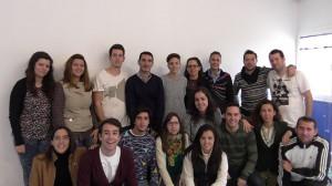 Jóvenes de la Lanzadera de Empleo de Plasencia