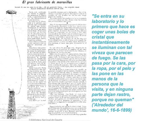 'Alrededor del mundo' (6-6-1899)