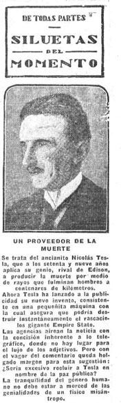 El Heraldo de Madrid (8/8/1935)