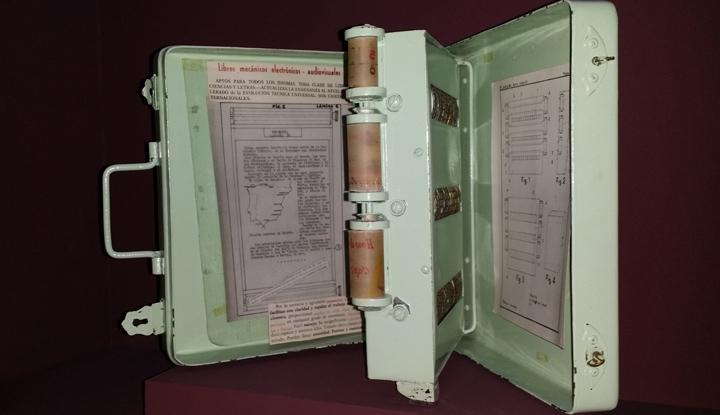 Prototipo de la Enciclopedia Mecánica (MUNCIT)