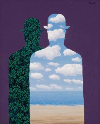 La belle Société, de René Magritte