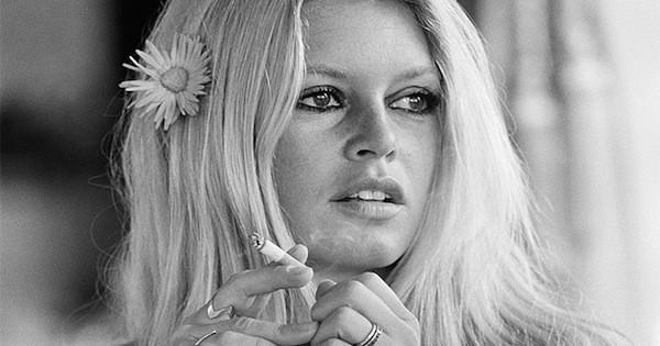 Brigitte Bardot. ©Terry O'Neill