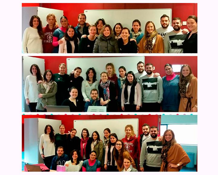 Encuentro de Emprendedoras en la Lanzadera de Gijón